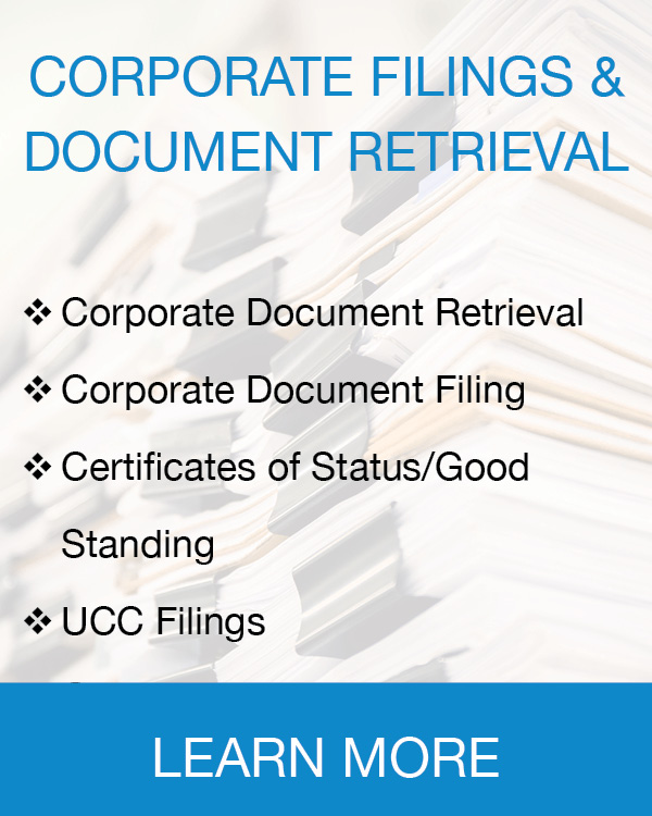Corporate Filings And Document Retrieval